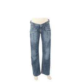 Firetrap Washed Blue Slouch Jean (32 inch leg) Reviews