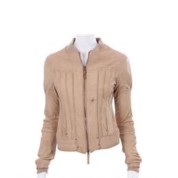 Firetrap Cream Lamb Nappa Leather Jacket Reviews