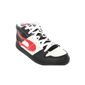 Photo of Duffs Skate Black White Mars Red Trainers Man