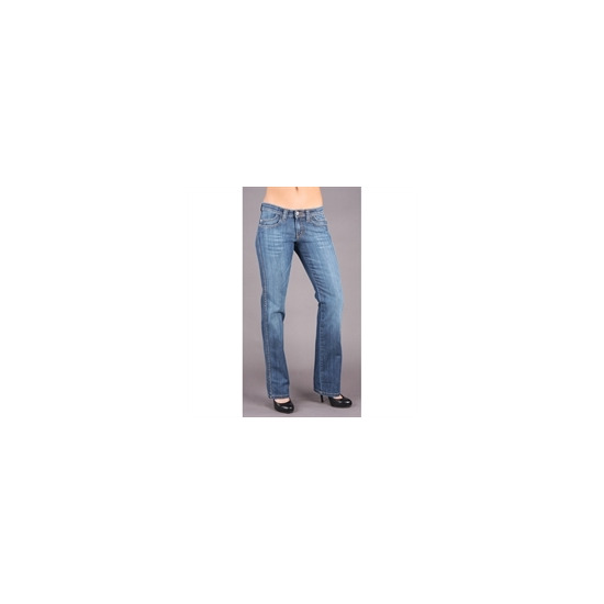 Full Circle Blue Slouch Jean (33 inch leg)