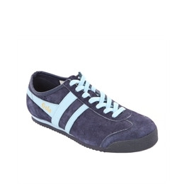 Gola Classic Navy Pale Blue Suede Harrier Trainer Reviews