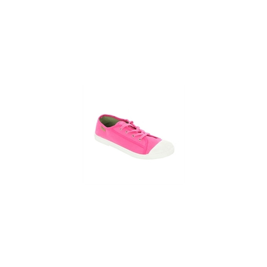 BlowFish Fuschia Canvas Lace-ups