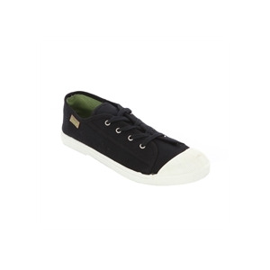 Photo of BlowFish Black Canvas Lace-Ups Shoes Woman