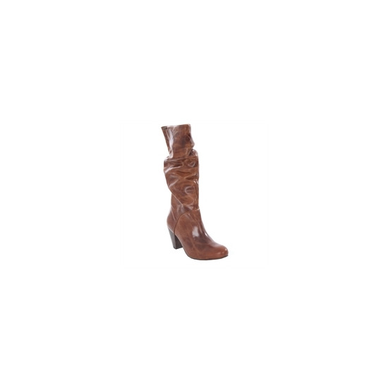 Firetrap Tan Leather Knee High Boots
