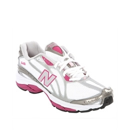New Balance 645 White Pink Running Trainers Reviews