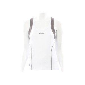 Photo of Asics White King Singlet Sports and Health Equipment