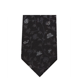Stephens Brothers Floral Tie Black Reviews