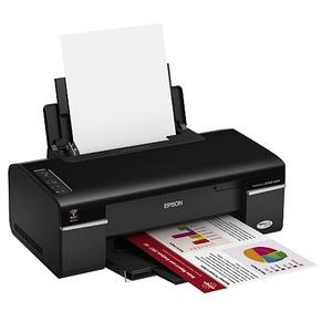 Photo of Epson Stylus Office B40W Printer