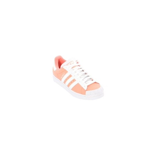 Adidas Originals Peach Half Shells Lo Trainer