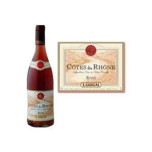 Photo of Guigal Cotes Rhone 2007 Rose Wine