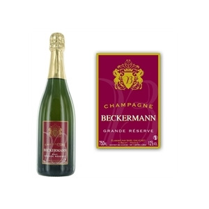 Photo of Champagne Beckermann Grand Reserve Home Miscellaneou