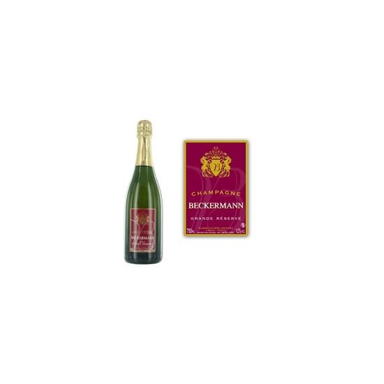 Champagne Beckermann Grand Reserve