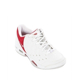 Nike Air Commit Trainers - White and Red Reviews