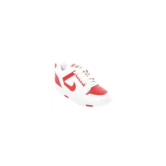 Nike Air Force II Low Trainer White/Red