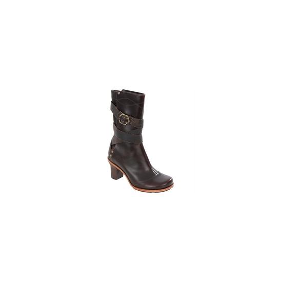 Timberland Rina Brigade Chocolate Calf Length Boot