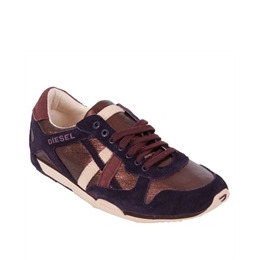 Diesel Paratroop Paramark Violet Trainer Reviews