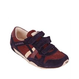 Diesel Paratroop Parawil Violet Velcro Trainer Reviews