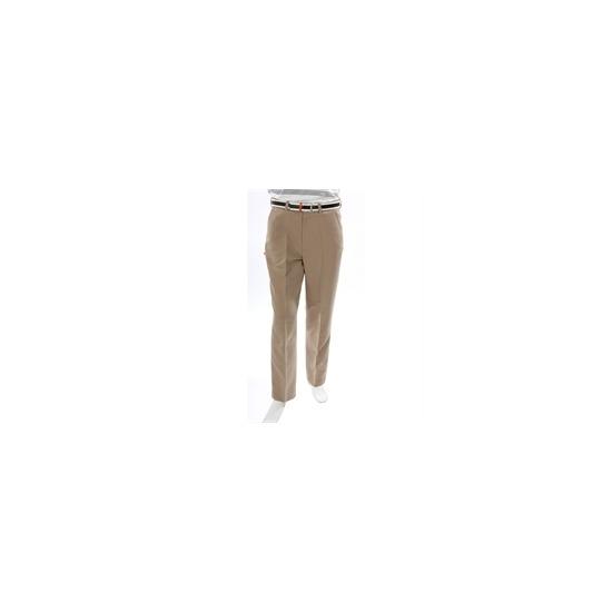 Farah Golf belted trouser - Beige