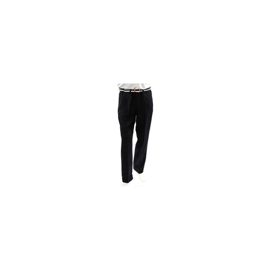 Farah golf trousers navy
