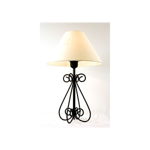 Photo of Pair Of Traditional Table Lamps Lighting