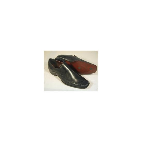 Ikon Fez 3 Leather Shoes Black