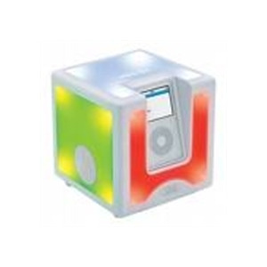 Photo of Ixos Disco Cube MP3 Player Dock iPod Dock