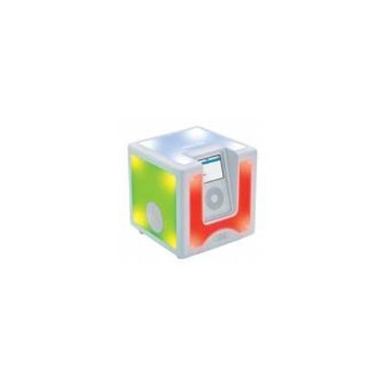 Ixos Disco Cube MP3 Player Dock