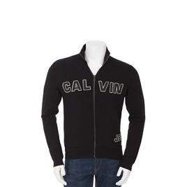 Calvin Klein Zip Through Sweat Black Reviews