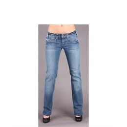 """Diesel Keate Blue Straight 34"""" Leg Jean Reviews"""