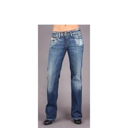 "Diesel Bebel Blue Straight 32"" Leg Jean Reviews"