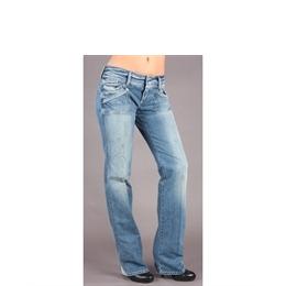 """Diesel Reckfly Blue Straight 34""""Leg Jean Reviews"""