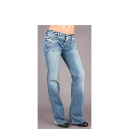 "Diesel Reckfly Blue Straight 34""Leg Jean Reviews"