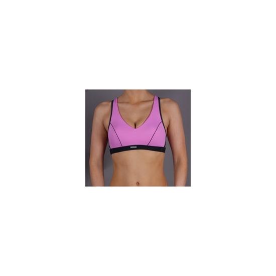 Shock Absorber Pump L2 Sports Bra B4246 Pink