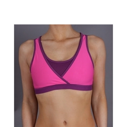 Shock Absorber Reversible L1 Sports Bra B989 Pink Reviews