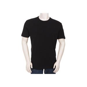Photo of Hugo Boss Orange Label Crew Neck T-Shirt - Black T Shirts Man