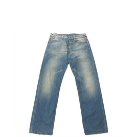 Evisu Vintage Wash Straight Leg Jeans Reviews