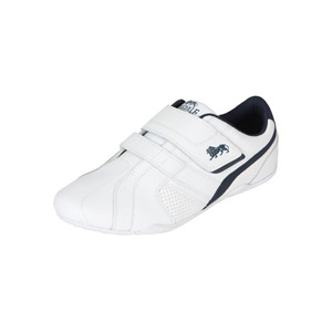 Photo of Lonsdale Casual Shoes White & Navy Shoes Man