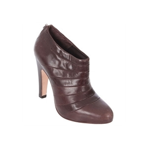 Photo of All Saints Brown Leather Shoe Boot Shoes Woman