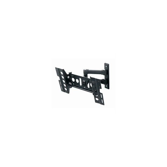 AVF EL404B Double Arm Tilt/Turn TV Mount - 25-40""