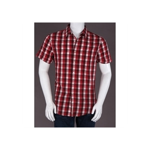 Photo of Penguin Check Shirt Red Shirt