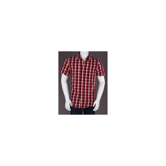Penguin Check Shirt Red