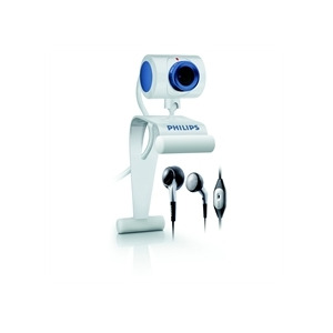Photo of Philips Webcam With 360 Pivot and Headset/Mic Webcam