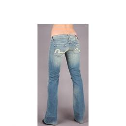 Evisu Je04 Vintage Wash Jeans Reviews