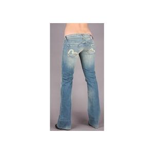 Photo of Evisu JE04 Vintage Wash Jeans Jeans Woman