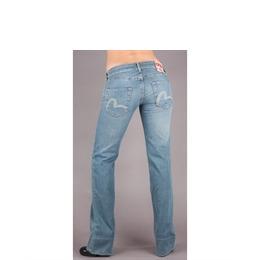 Evisu Mid Wash JE03 Jeans (34 inch leg) Reviews