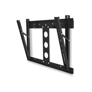 "Photo of Mountech BTP1B Flush To Wall TV Mount - 32-50"" TV Stands and Mount"