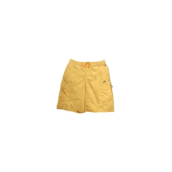 Nike Board Shorts Yellow & Grey
