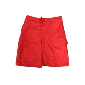Photo of Nike Board Shorts Red & Grey Swimwear