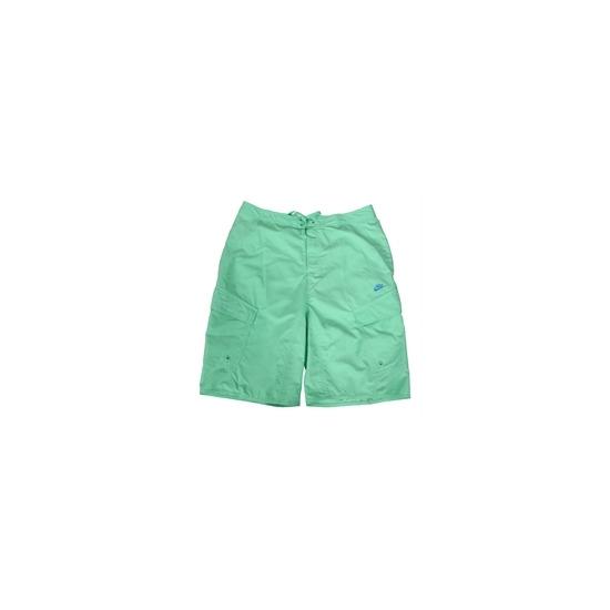 Nike Board Shorts Green & Navy