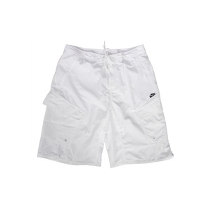 Photo of Nike Board Shorts - White & Green Swimwear